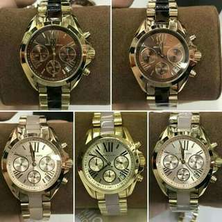 AUTH MK MEN'S WATCHES