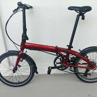 Tern C8 bicycle 2017
