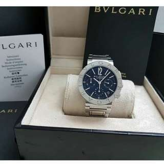 BVLGARI Diagono Chronograph BB #at2