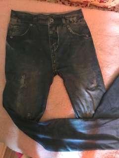 Soft Denim skinny pants/leggings