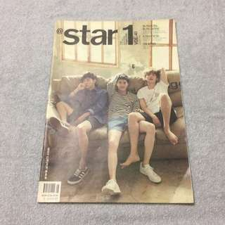 Korean Magazines (VIXX Cover)