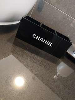 Chanel makeup brush holder