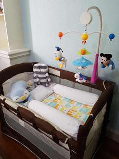 Arm's Reach Ideal Ezee 3 in 1 Co - Sleeper