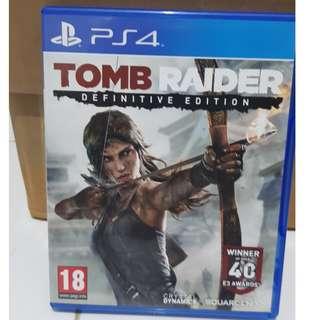 BD PS4 TOMB RAIDER