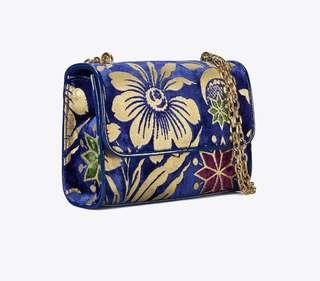 Tory Burch Cosmic Floral Small Shoulder Bag - sold out in market/shops!