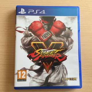 BD PS4 STREET FIGHTER V STEELCASE