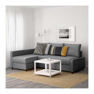 Sofa Bed, Grey