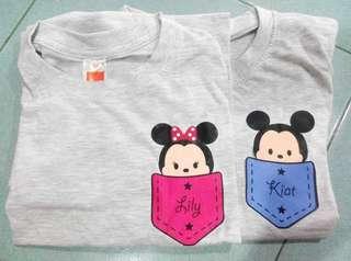 Mickey ❣️Minnie • Chip ❣️Dale • Winnie the Pooh• Pocket T