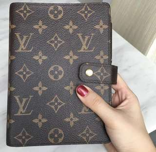 Louis Vuitton LV Monogram Agenda Medium MM