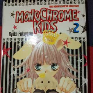 Dijual Komik Monochrome Kids 2