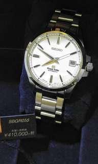 Grand Seiko SBGR055  2015年8月購入   95% New