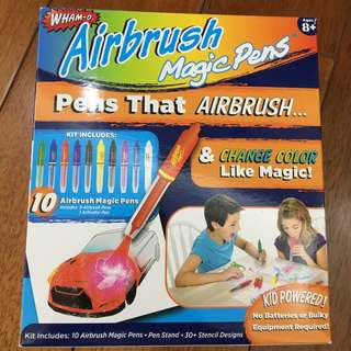 airbursh magic pens