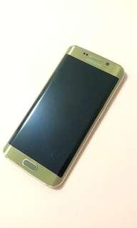 90% new Samsung S6 edge 32GB Gold