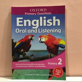 P2 Oxford English Oral and Listening