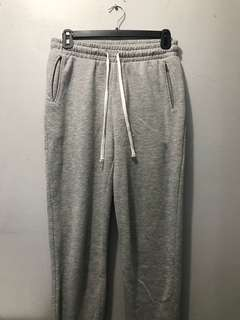 Grey forever 21 sweatpants