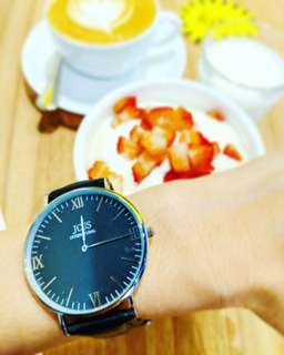 Couple watches (leather or nylon)