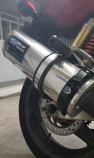 R&G Exhaust Protector