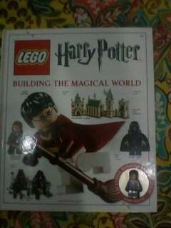 LEGO Harry Potter (building the magical world)