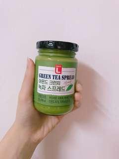 韓國綠茶醬