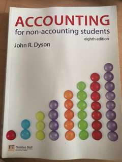 Finance Degree-Accounting for non-accounting students