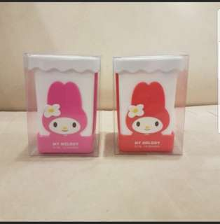 In stock Sanrio My Melody stationery holder pen holder