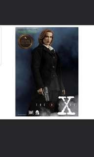The X Files - Agent Scully (Deluxe Version)ThreeZero