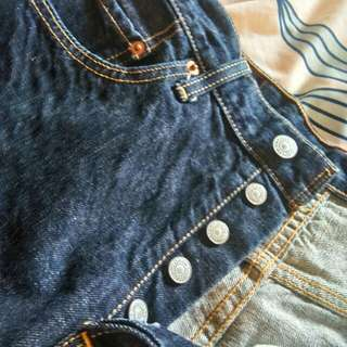 Levi's 501 Womens Jeans