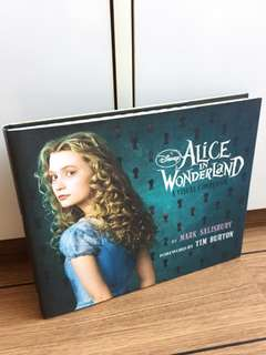 Alice in Wonderland, A visual Companion