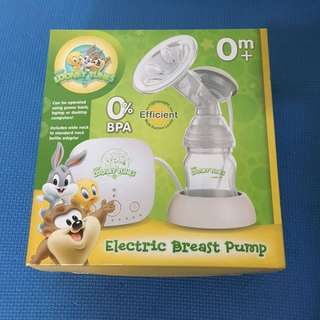 Electric Breast Pump & storage bags