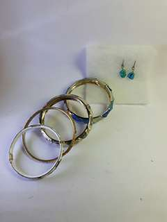 Bracelets and Earrings Bundle