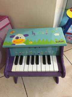 piano for baby