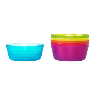 IKEA 6-Pc Feeding Bowl