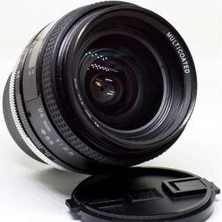 Tamron 24mm f2.5 Yashica/Contax Mount