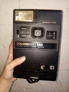 Vintage Kodak Colorburst 250 Polaroid
