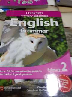 English books for P2.