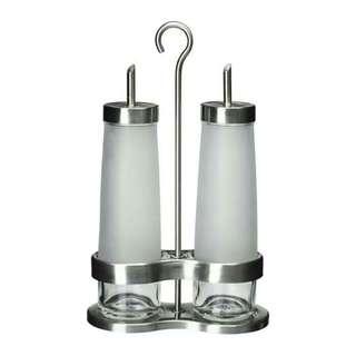 Ikea doppar 2 pcs botol minyak/kecap/cuka