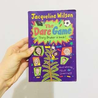 Jacqueline Wilson Dare Game