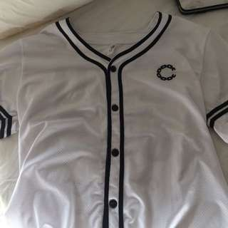Crooks & Castles Baseball Shirt