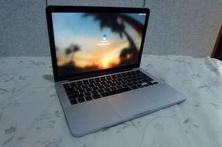 Mac Book Pro Retina 13-in Mid 2014