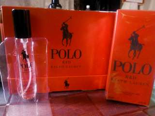 Branded authentic perfume