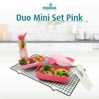 Medina Duo Mini Set Pink