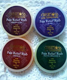 Pain Relief Rub (Minimum 100pcs) special discount for 10 pcs and above