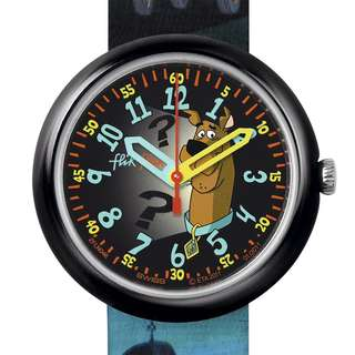 Flik Flak by Swatch Scooby Doo
