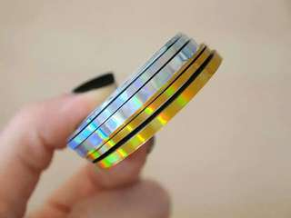 1mm holo laser striping tape