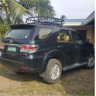 Toyota Fortuner 2012 G A/T