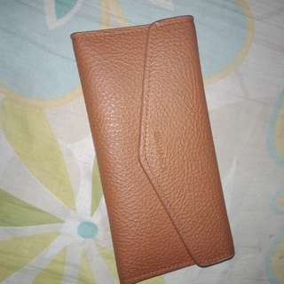 Trifold Long Wallet