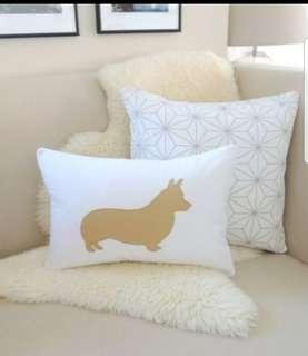 Corgi Cushion Cover - not selling
