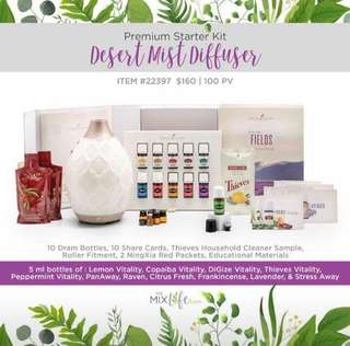 Young Living : Premium Starter Kit