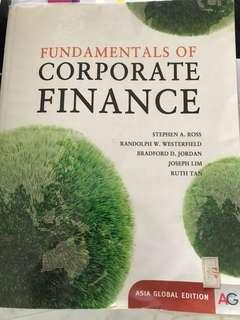 Finance textbook fnce101