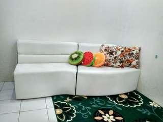 Sofa set lingkaran